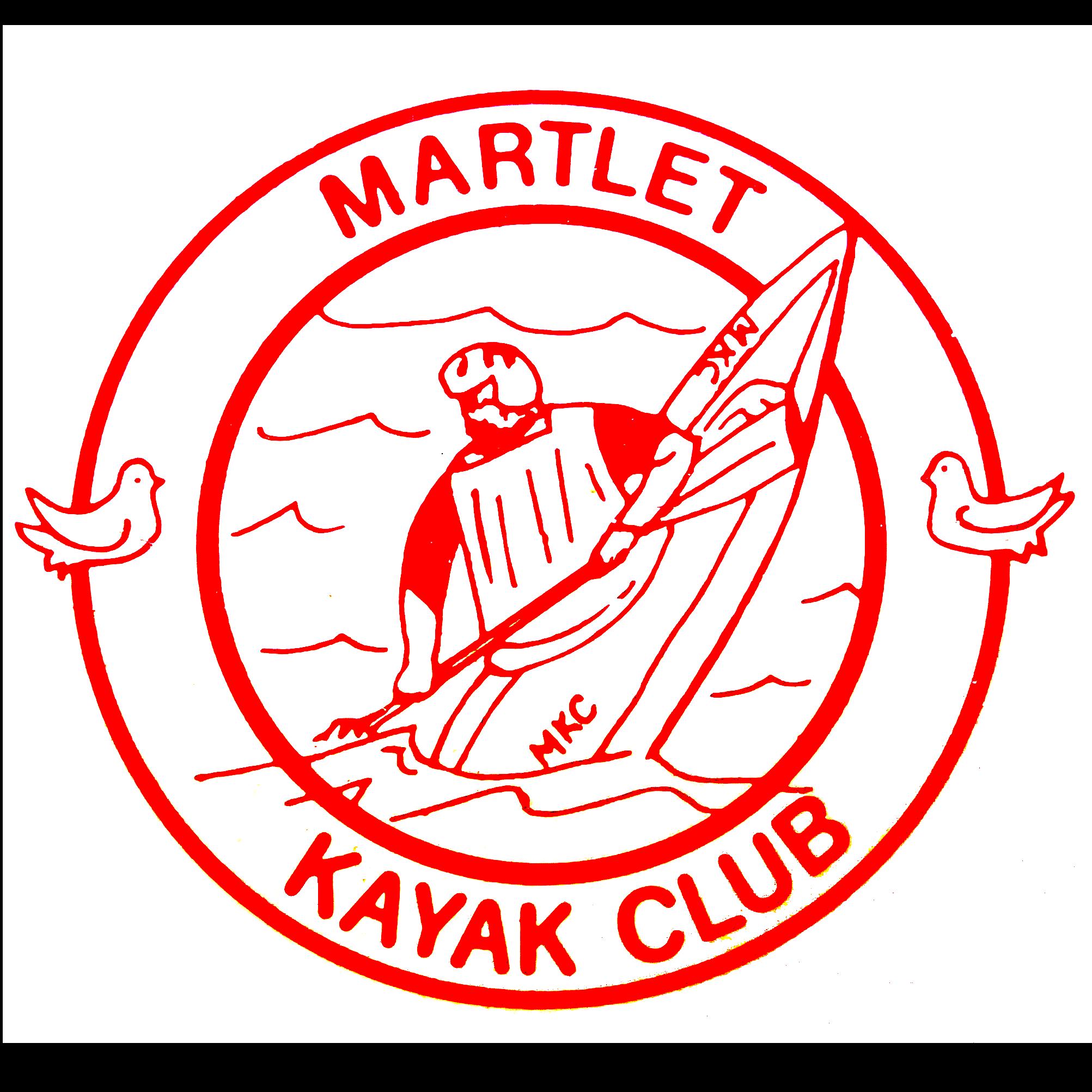 Martlet Kayak Club logo