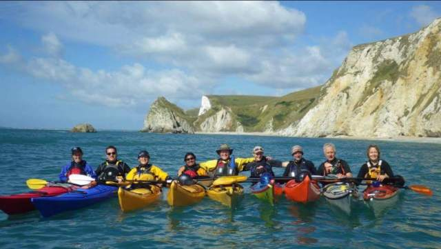 Sea Kayaking